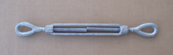 Galvanized Hook and Eye Turnbuckles