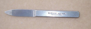 R. Murphy Crab Knife